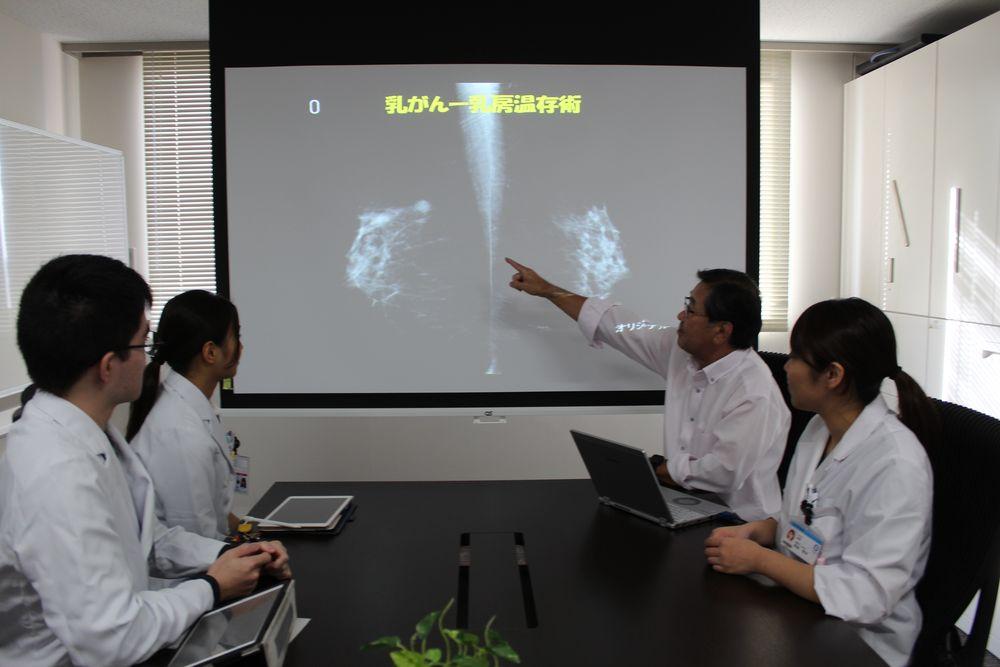 乳腺・内分泌グループ トップ写真