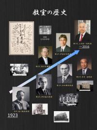 教室の歴史