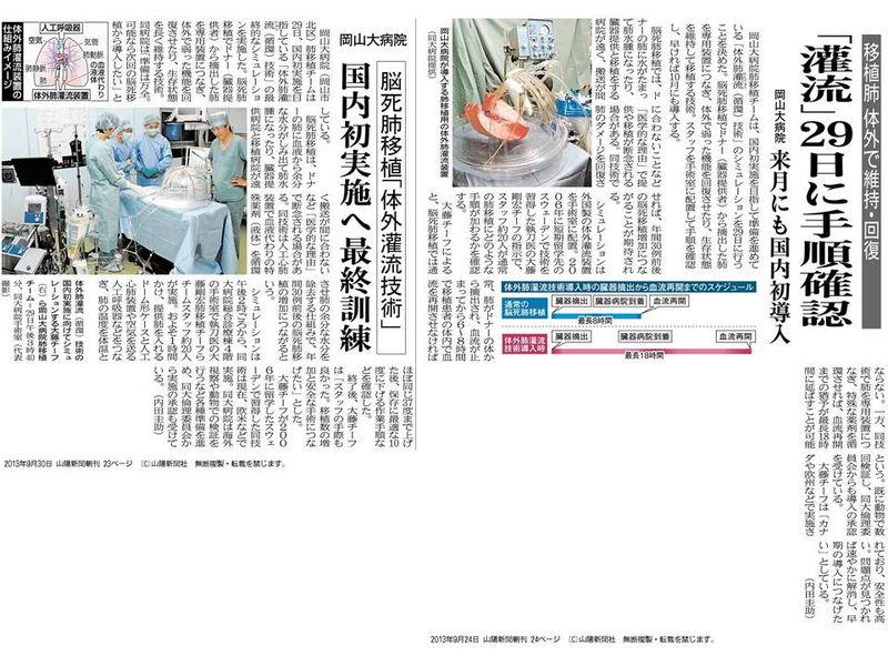 体外臓器リカバリーシステム