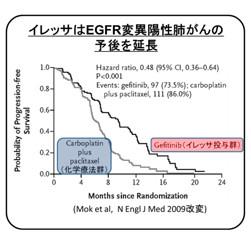 EGFR変異陽性肺がん