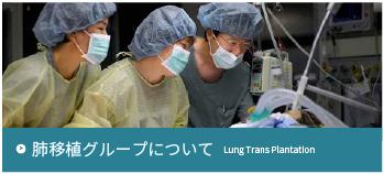 肺移植グループについて